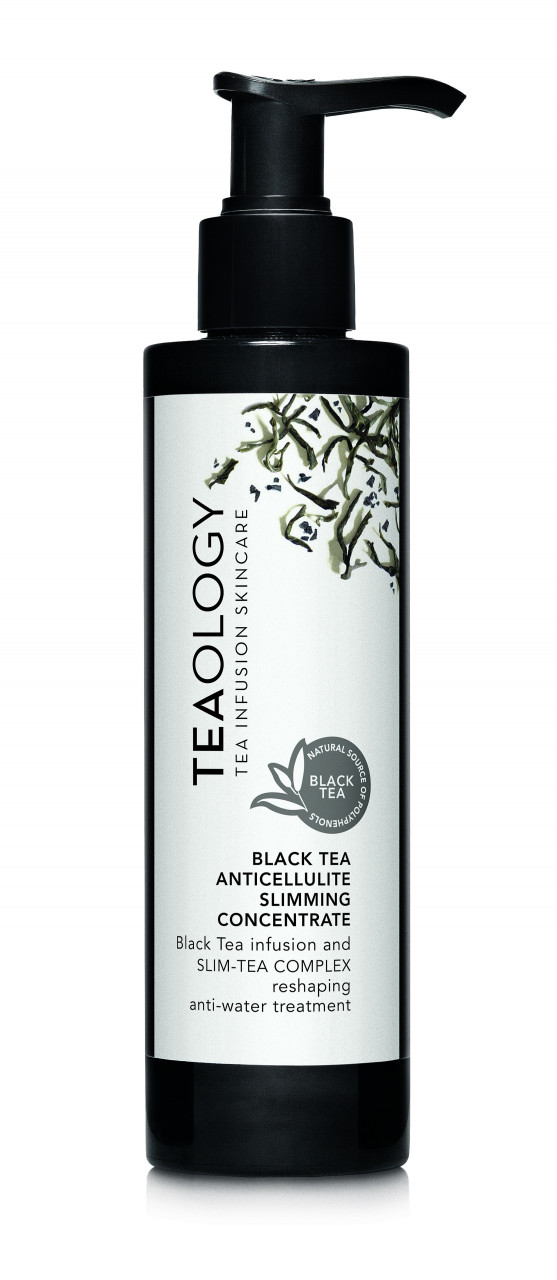 Teaology - Special Care Black Tea Anticellulite Concentrate -