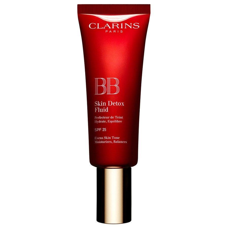 Clarins - BB Skin Detox Fluid -  Bb Skin Detox Fluid Fair