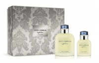 Dolce&Gabbana Light Blue Pour Homme 125Ml Set