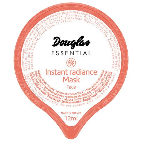 Douglas Essential - Radiance Capsule Mask -