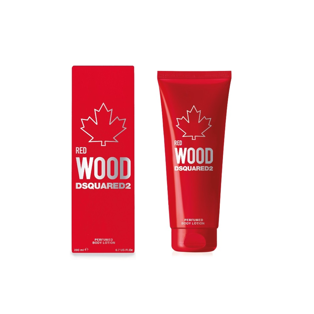 DSQUARED2 - Red Wood Body Lotion -
