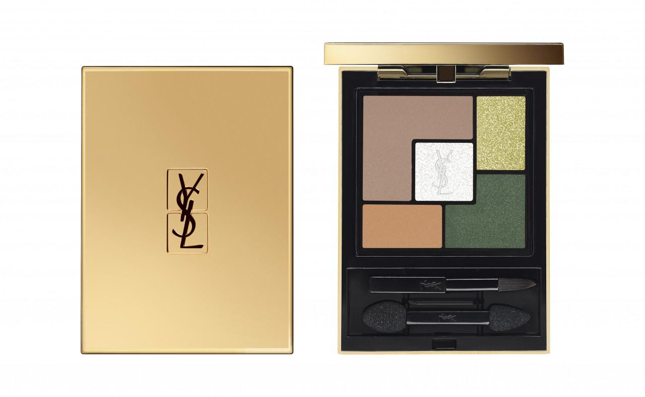 Yves Saint Laurent - Ombre Duo+Pallette Couture Eye Palette -
