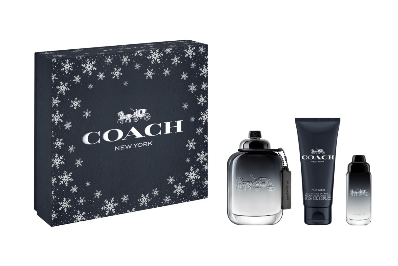 Coach - Coach For Men Eau de Toilette 100Ml Set -