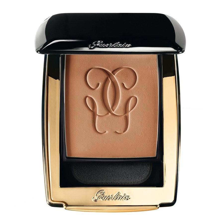 Guerlain - Parure Make Up Gold Comp Beige Fonce -