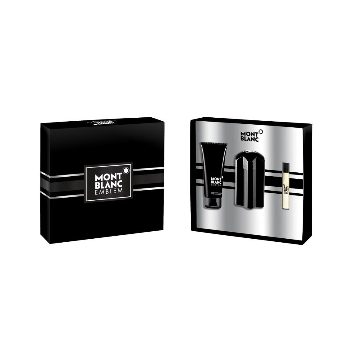 Montblanc - Emblem Eau de Toilette 100Ml Set -