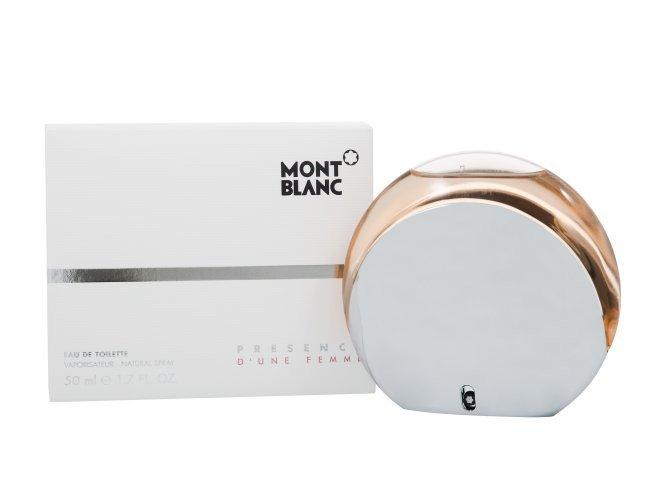 Montblanc - Presence d'une Femme Eau de Toilette -