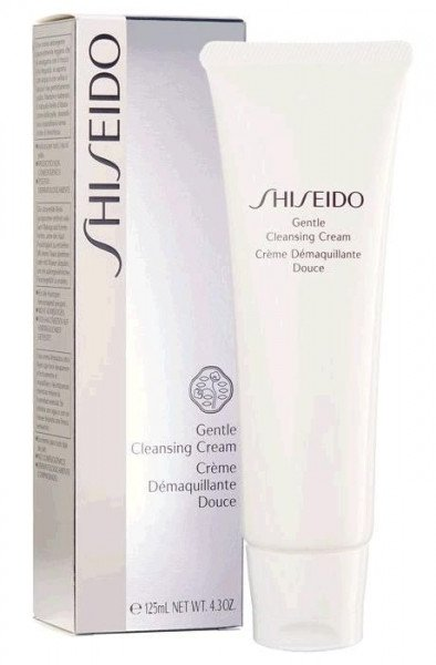 Shiseido - Gentle Cleansing Cream -