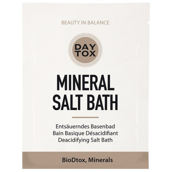 Daytox - Mineral Salt Bath -