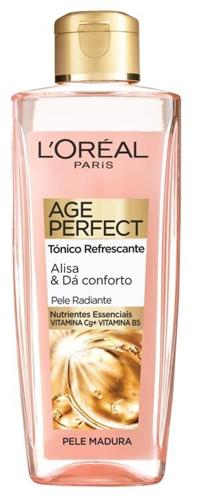 L'Oréal Paris - Age Perfect Clássico Tonico Limpeza -