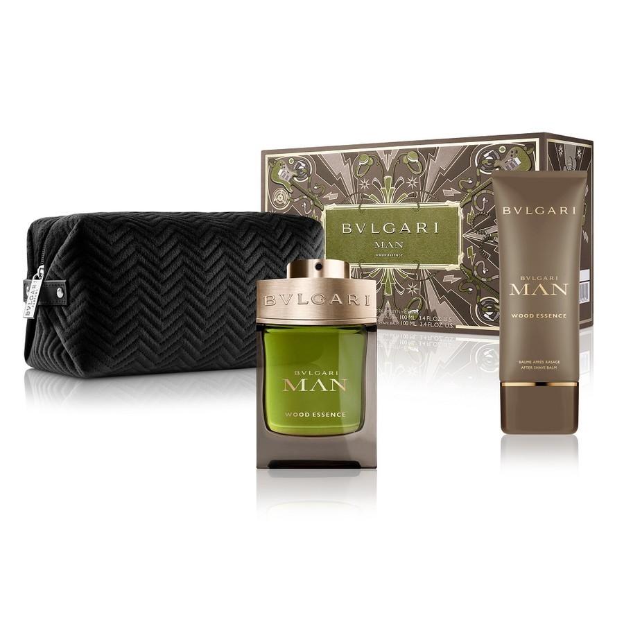 Bvlgari - Man Wood Essence Eau de Parfum 100Ml Set -