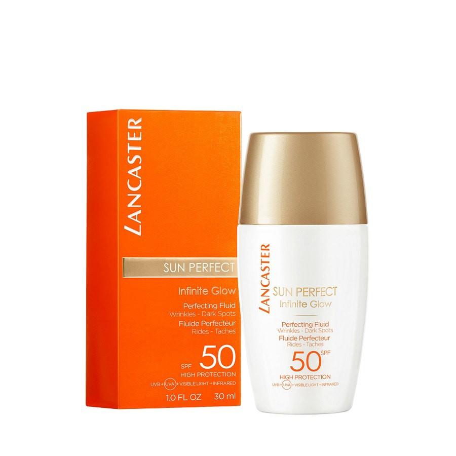 Lancaster - Sun Perfect Face Perfecting Fluid SPF 50 -