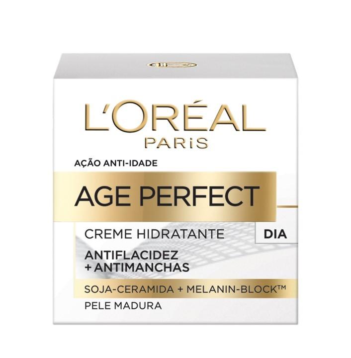 L'Oréal Paris - Age Perfect Clássico Creme de Dia -