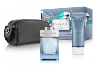 Bvlgari Man Glacial Eau de Parfum Spray 100Ml Set