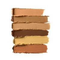 NYX Professional Makeup 3C Palette Conceal, Correct, Contour Corretor