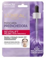 L'Oréal Paris Revitalift Filler Máscara Rosto