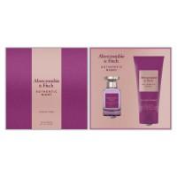 Abercrombie & Fitch Authentic Night Woma Eau de Parfum 50Ml Set