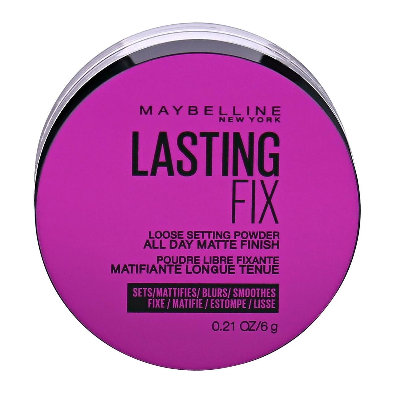 Maybelline - Pó Solto Lasting Fix -