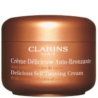 Clarins Tanning Creme Delicieuse Auto-Bronzant