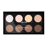 NYX Professional Makeup Highlight & Contour Palette