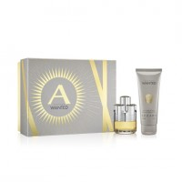 Azzaro Wanted Eau de Toilette 50Ml Set