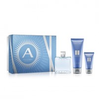 Azzaro Chrome Eau de Toilette 100Ml Set