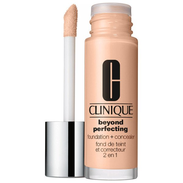 Clinique - Beyond Perfecting Foundation&Concealer - 6- Ivory