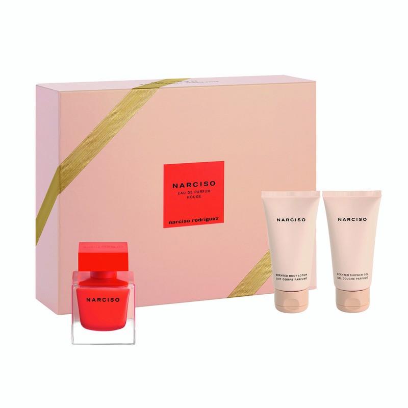 Narciso Rodriguez - Narciso Rouge Eau de Parfum 50Ml Set -