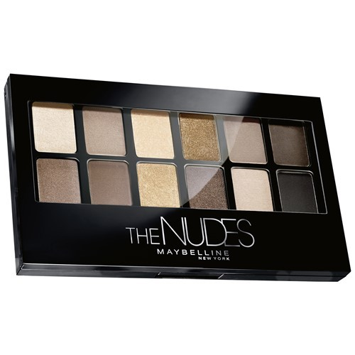 Maybelline - Palette Sombras The Nudes -