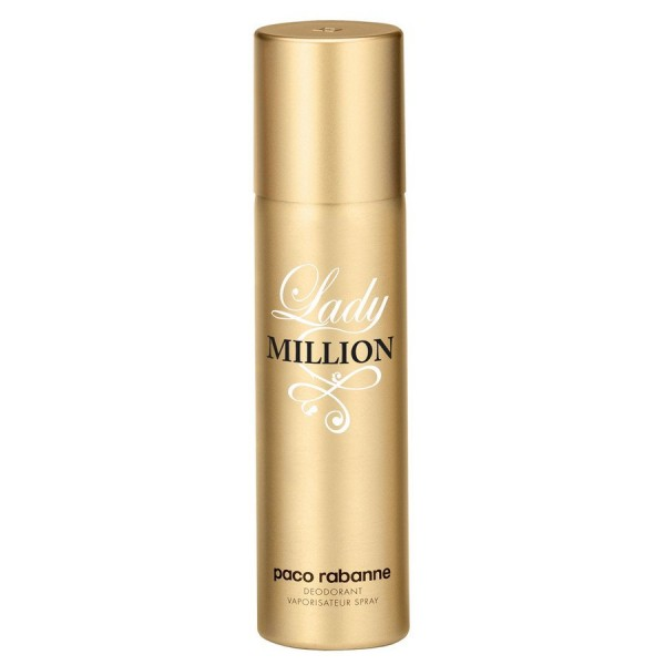 Paco Rabanne - Lady Million Deo Spray -