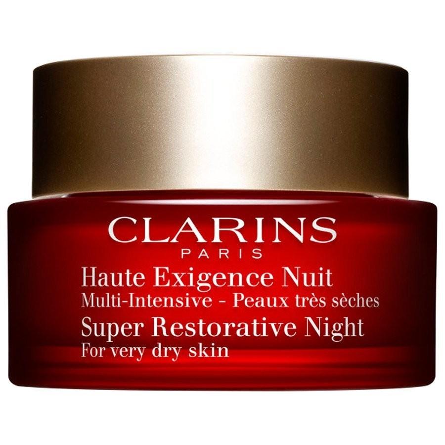 Clarins - Super Restorative Night For Very Dry Skin -
