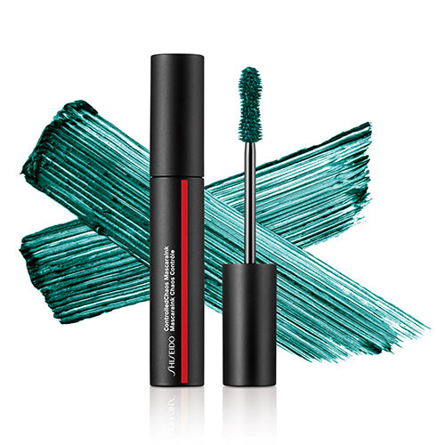 Shiseido - Mascara Controlled Chaos Ink -  4 - Emerald