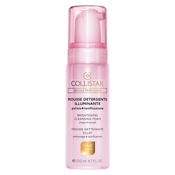 Collistar - Brightening Cleansing Foam -