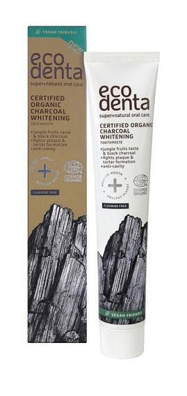 Ecodenta - Pasta de Dentes Bio Carvão -