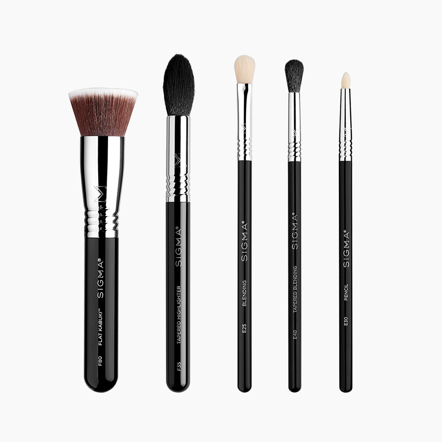 Sigma - Brushes Most Wanted Set -