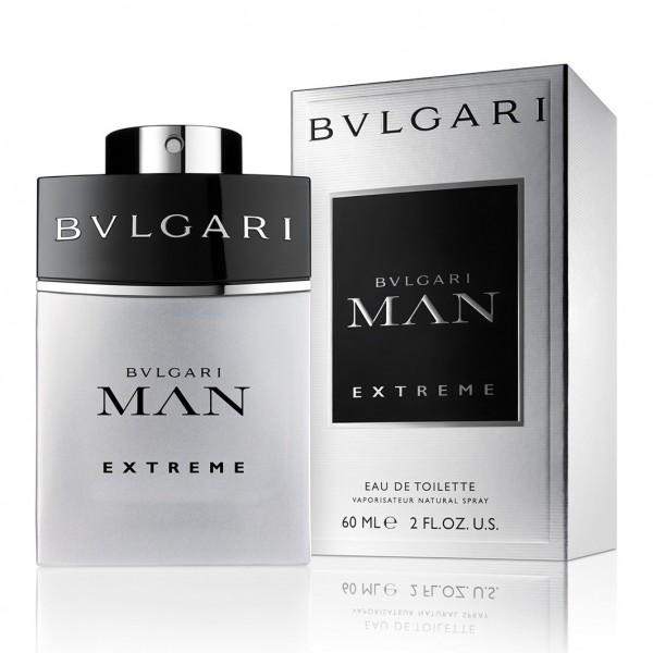Bvlgari - Man Extreme Eau De Toilette - 60 ml