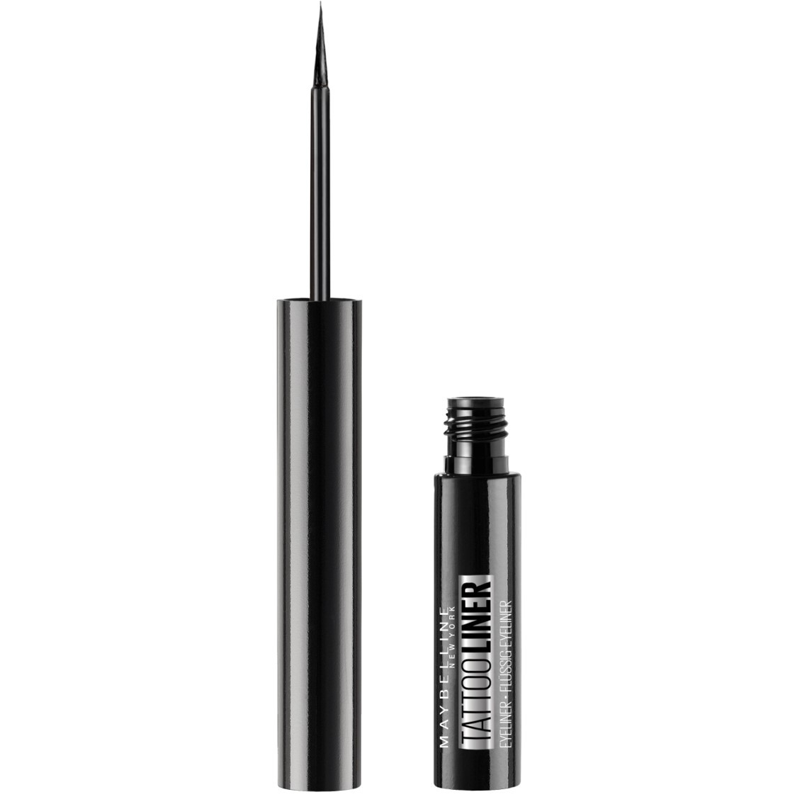 Maybelline - Tattoo Liquid Ink Black -