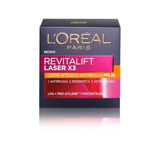 L'Oréal Paris - Revitalift Laser Creme Dia SPF20 -