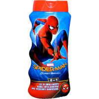 Disney Spiderman Gel-Shampoo 2In1