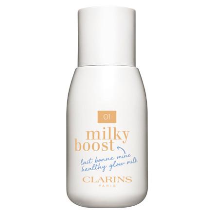 Clarins - Face Milk Milky Boost -  01 - Milky Cream