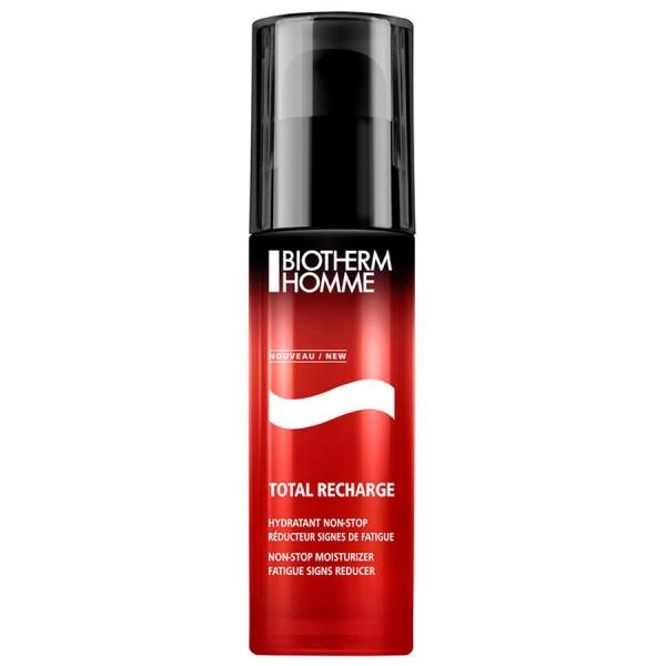 Biotherm Homme - Total Recharge Hidratante Non-Stop Redutor de Sinais de Fadiga -