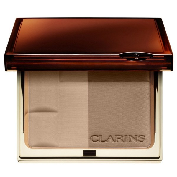 Clarins - Bronzing Duo Spf 15 - 01 - light