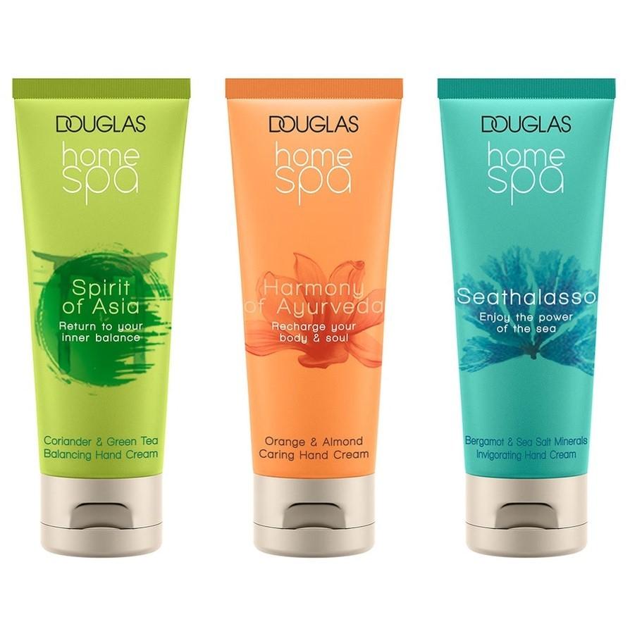 Douglas Home Spa - Hand Creams Collection Set -