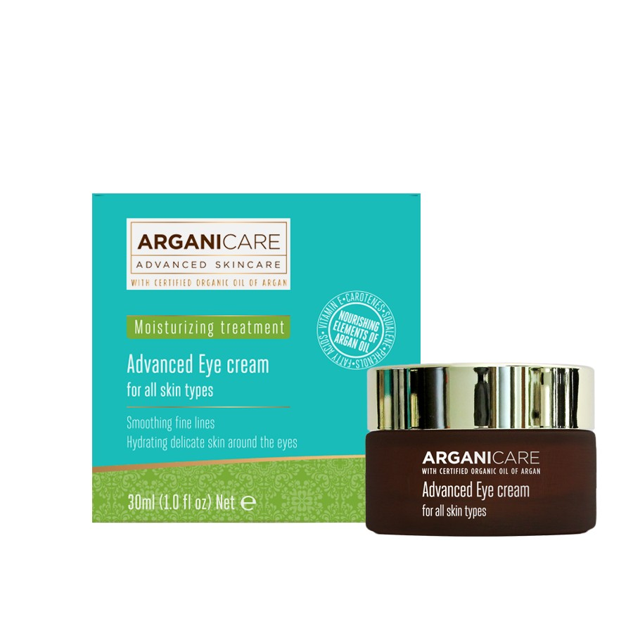 Arganicare - Advanced Eye Cream Argan Oil -