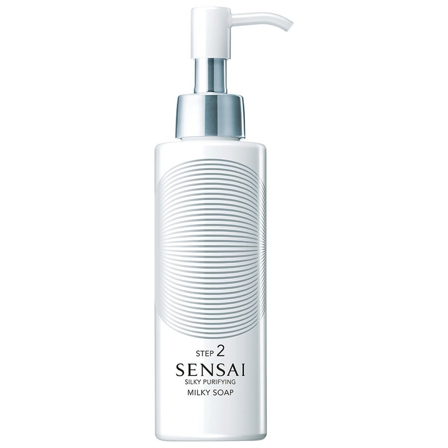 SENSAI - Silky Purifying Milky Soap -