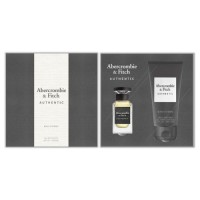 Abercrombie & Fitch Authentic Men Eau de Toilette 50Ml Set