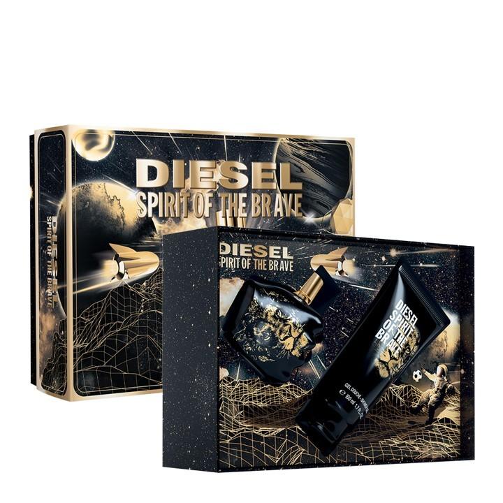 Diesel - Spirit Of The Brave Eau de Toilette 50Ml Set -
