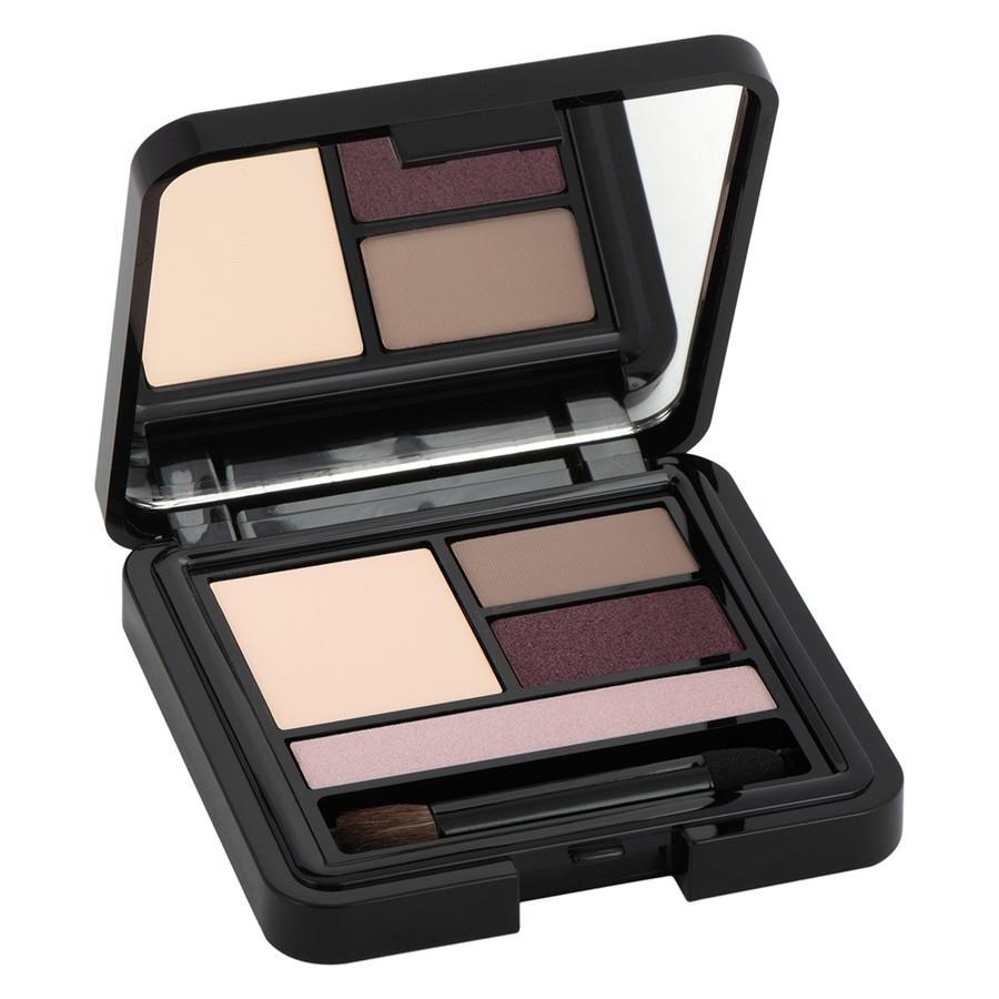 Douglas Make-up - Eyeshadow Quad Quattro -  1 - Pink