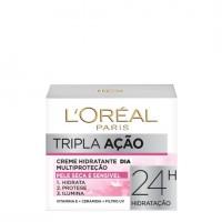 L'Oréal Paris Triple Active Creme de Dia Pele Seca-Sensivel