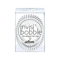 Invisibobble Hair Tie Slim Crystal Clear