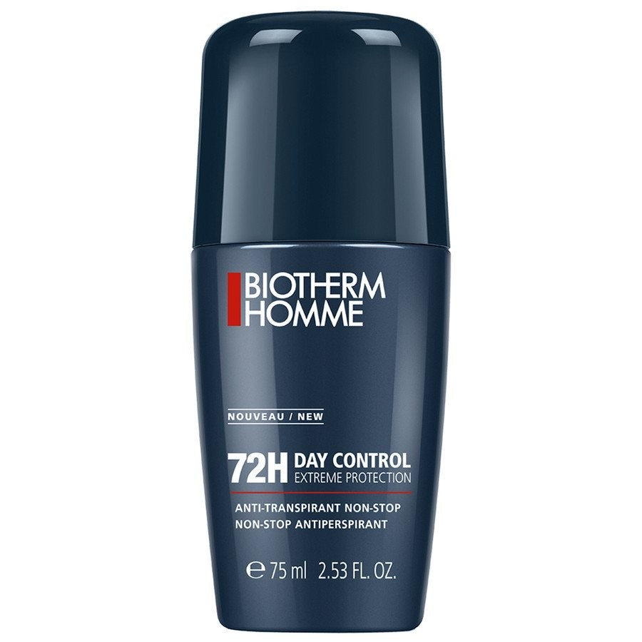 Biotherm Homme - Desodorizante Day Control Roll On 72H -